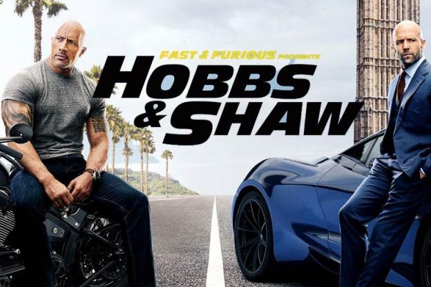 Fast & Furious : Hobbs & Shaw en avant-premières au Grand Rex de Paris