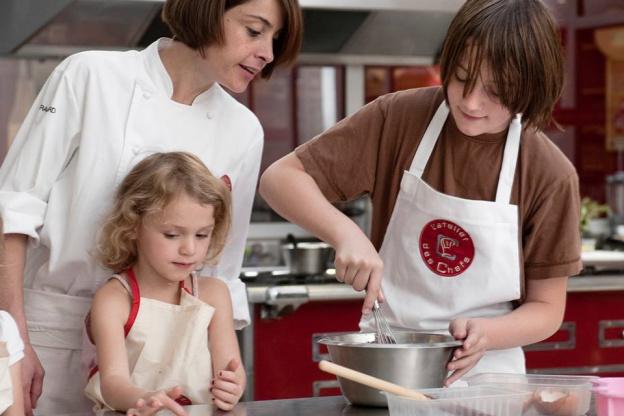 les cours de cuisine parent enfant de l atelier des chefs