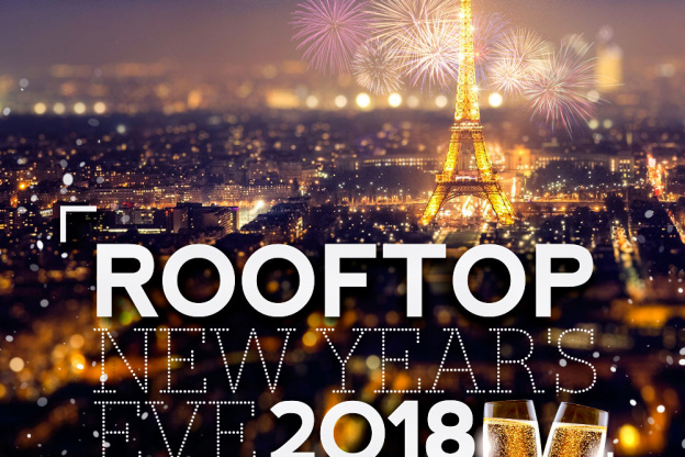 New Year s Eve 2018 in Paris  on Espace Montmartre rooftop         ROOFTOP NEW YEAR S EVE 2018  R    veillon avec Vue Panoramique