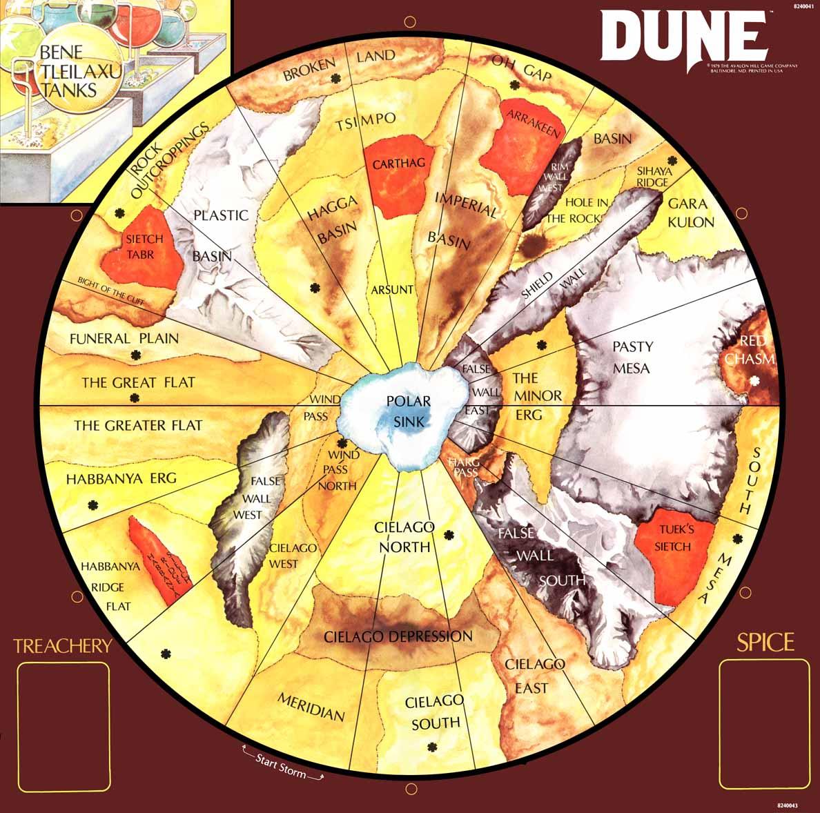 Dune Board