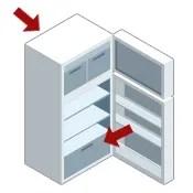 Encuentra modelo de congelador de refrigerador