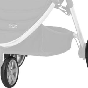 Ensemble roues B-Agile 3 gris