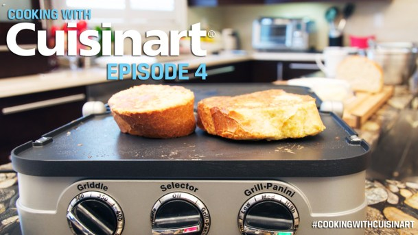 Cooking With Cuisiart