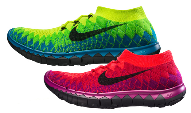 Nike Free Flyknit 2014 Running Collection </p>                     </div> 		  <!--bof Product URL --> 										<!--eof Product URL --> 					<!--bof Quantity Discounts table --> 											<!--eof Quantity Discounts table --> 				</div> 				                       			</dd> 						<dt class=