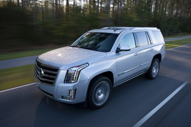 Dine With Cadillac Escalade