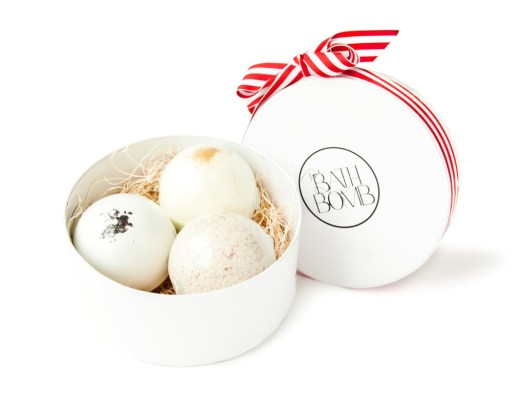 Bathnogg Holiday Bath Bomb Gift Set