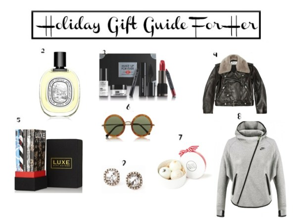 So Sasha Holiday Gift Guide For Her