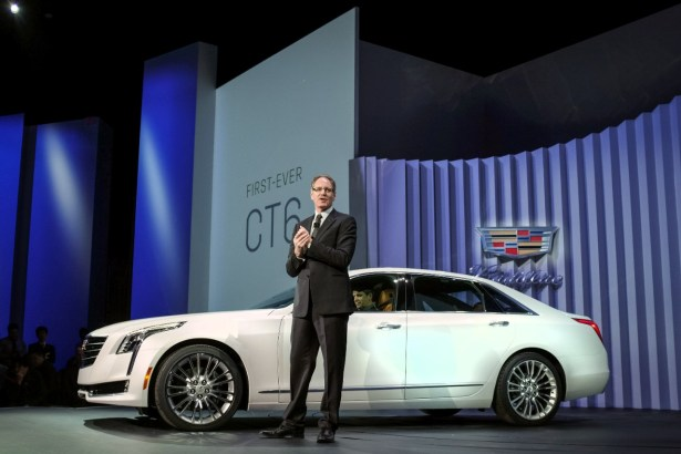 Cadillac CT6 Reveal