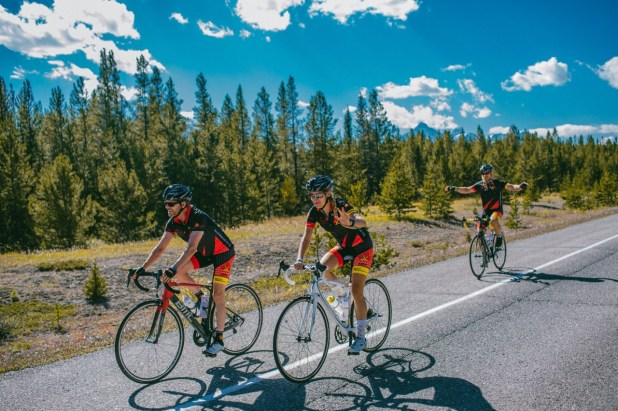 Sears National Kids Cancer Ride 2015