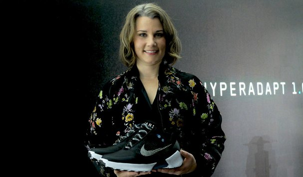 Nike Innovation For Everyone Tiffany Beers