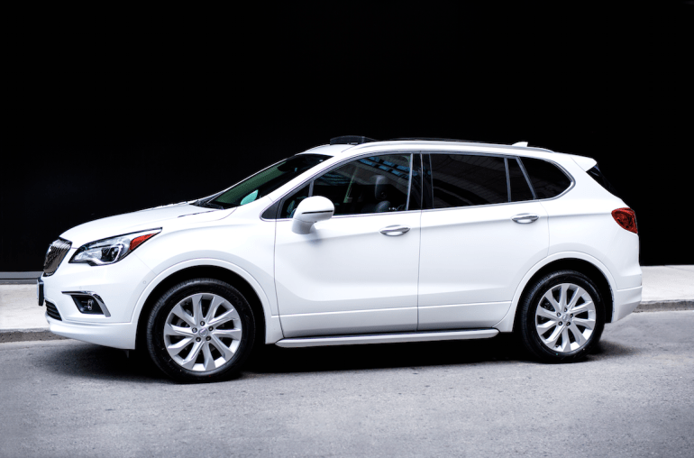2017 Buick Envision - So Sasha