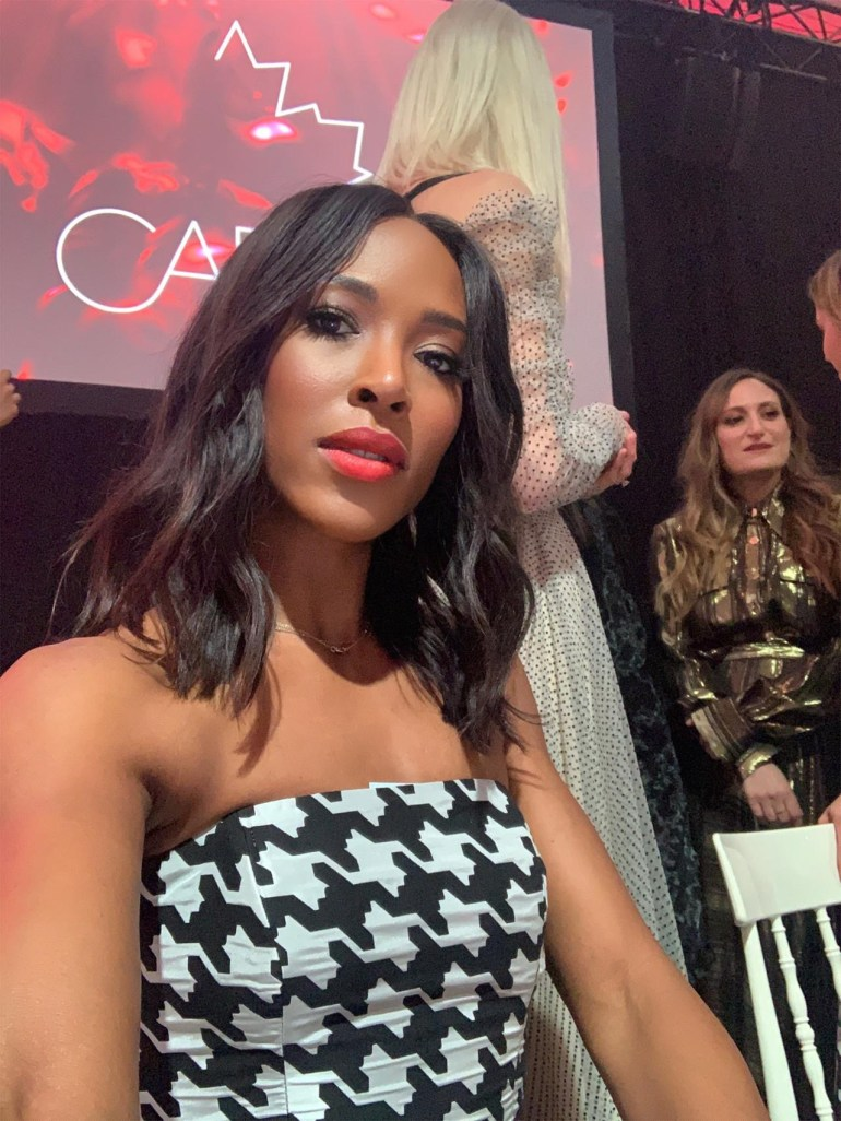 2019 Canadian Arts and Fashion Awards - Sasha Exeter