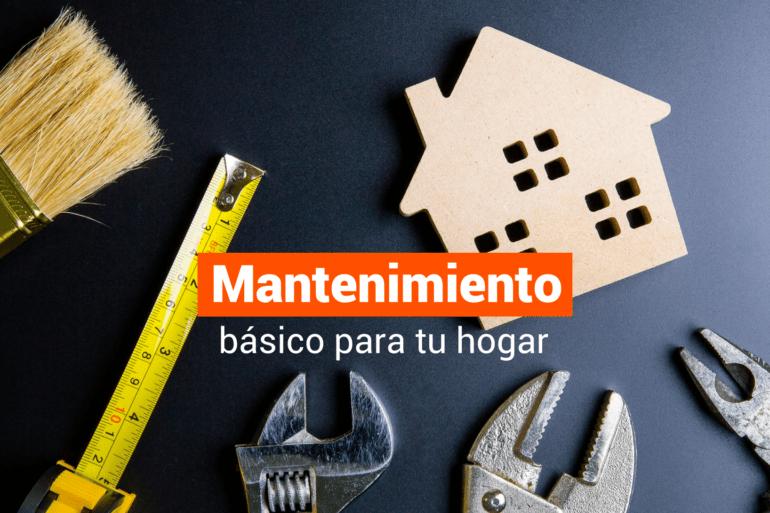 mantenimiento básico para tu hogar