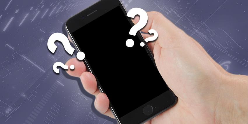 iphone ecran noir comment resoudre