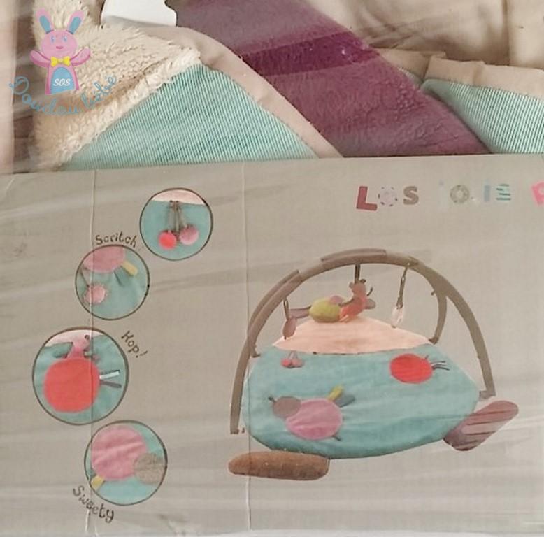 https www sosdoudoubebe com boutique jouets bebe 1er age jouets divers tapis deveil les jolis pas beaux moulin roty