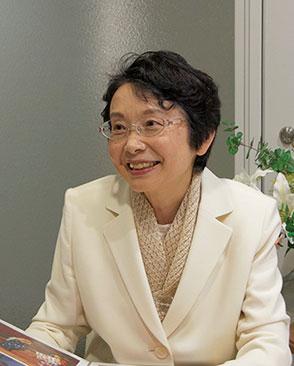蘇れ日本人の会 会長 藤原美津子