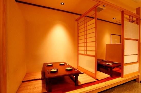 山本食堂 4名個室