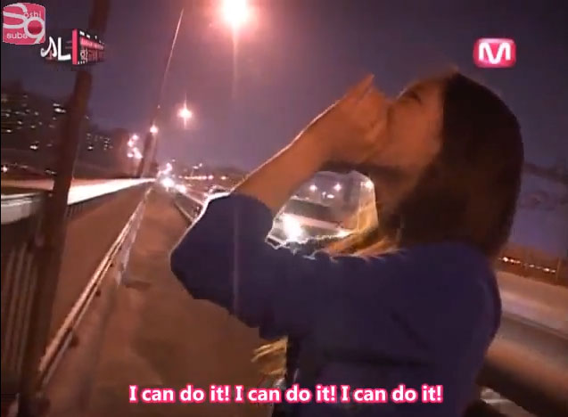 Image result for taeyeon i can do it gif