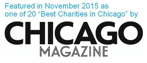 Best Charities Chicago Magazine