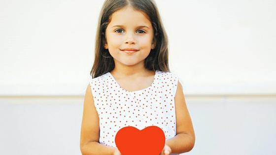 Girl-red-heart
