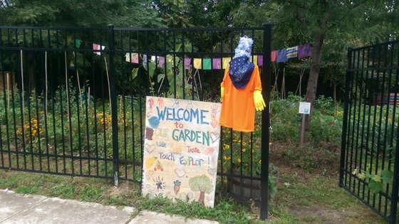 SOS Children's Villages Illinois Chicago Village garden
