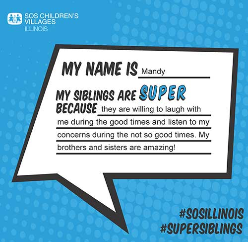 Super Siblings Enter to Win