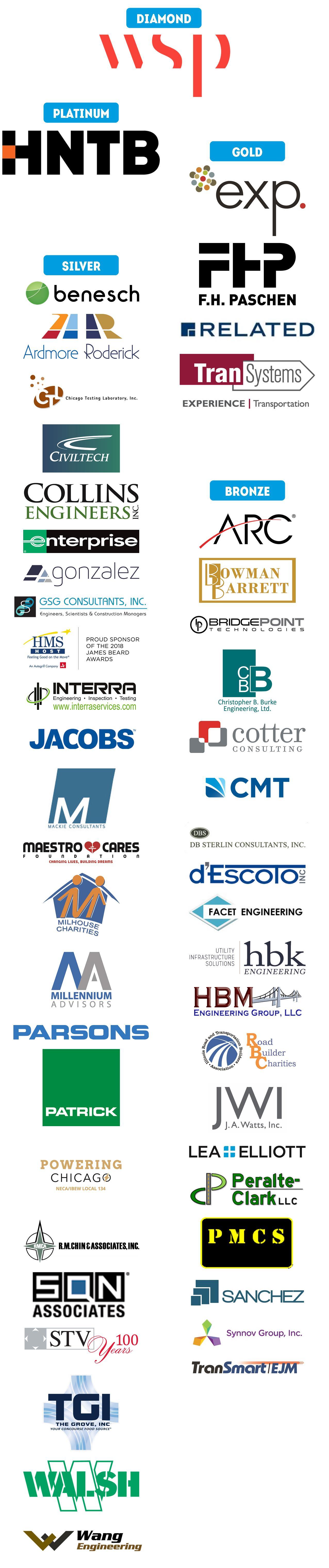 Sponsor List 9-22-18