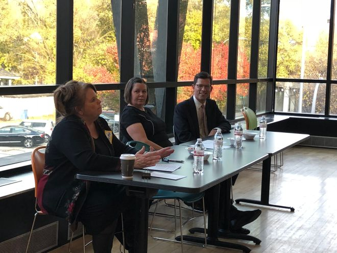 panel from permanency conference