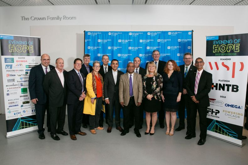Charitable Fundraiser Gathers Industry Leaders
