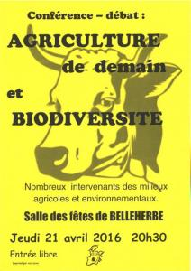 Conférence Belleherbe