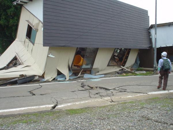 2004年 新潟県中越地震 応急危険度判定