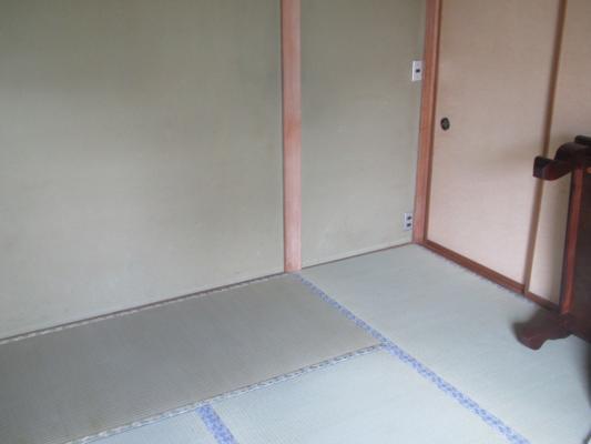 畳の表替え 工事後