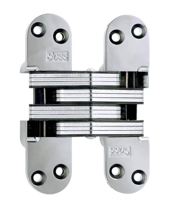 Model 220 Invisible Hinge – SOSS Door Hardware