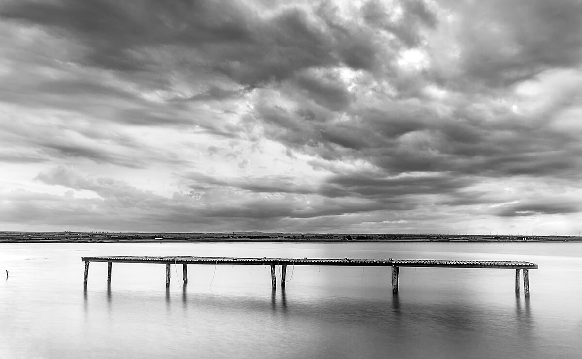 Lago di lesina – (Foggia), 2016. Foto di Sossio Mormile