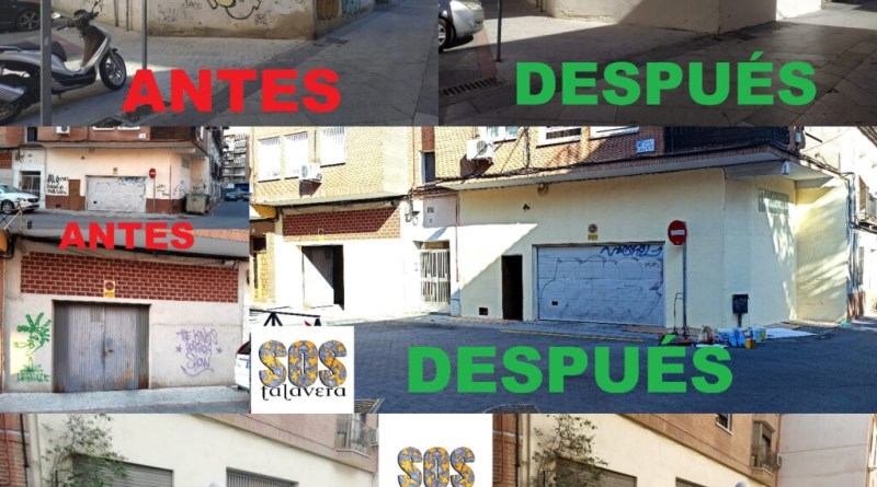 FACHADAS-INTERVENCION-LIMPIEZA-GRAFITIS-CAMPAÑA-PINTURA-SOS-TALAVERA-COMARCA