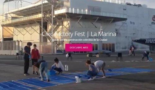CIVIC FACTORY: espacio para la construcción colectiva de la Ciudad de Valencia