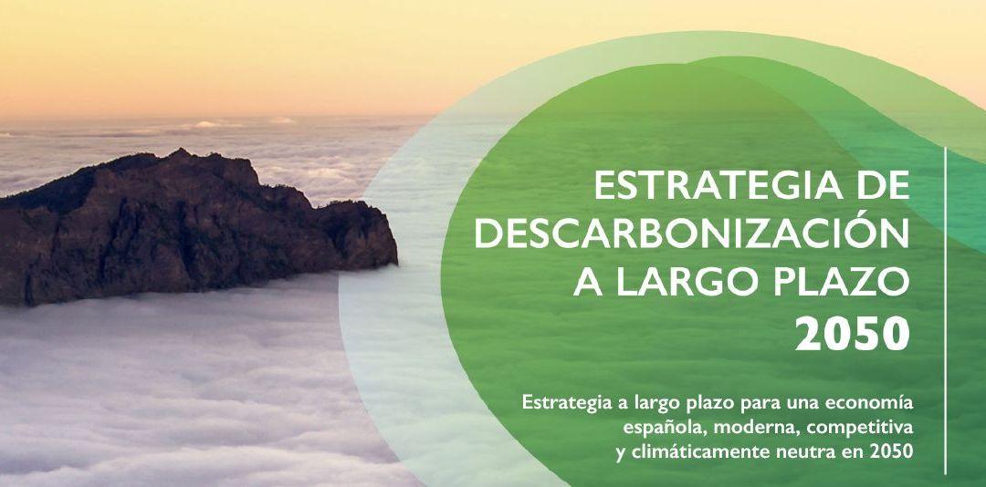 Estrategia de Descarbonización a Largo Plazo