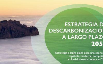 Consulta pública Estrategia de Descarbonización a Largo Plazo