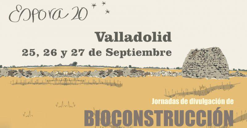 Espora 2020. Jornadas bioconstrucción
