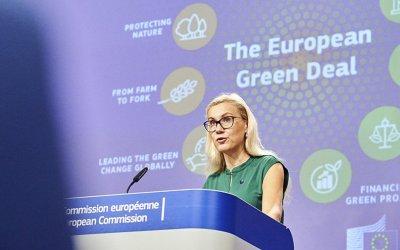 Objetivo:  reducir las emisiones en un 55% para el año 2030
