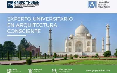 Curso Experto Universitario en Arquitectura Consciente