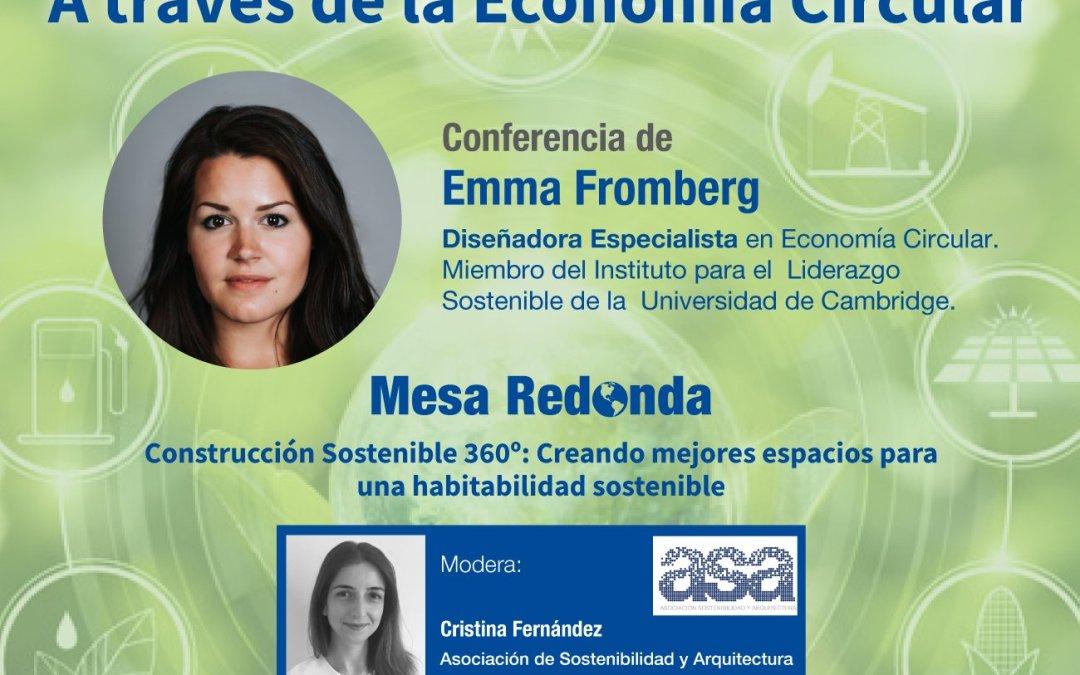 Webinar: Rediseñando el mundo a través de la Economía Circular