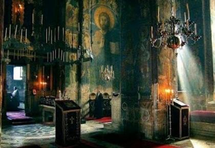 Η Εκκλησία είναι το «ένθεο» κατοικητήριο της Παναγίας Τριάδος!