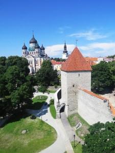 Vista de Tallinn
