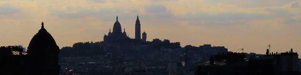 Top 5 vistas panorâmicas grátis de Paris
