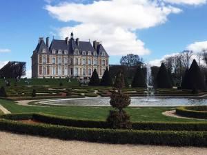 Chateau do Parc de Sceaux