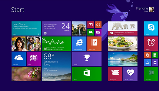 Windows 8.1 özellikleri