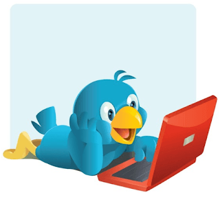 Twitterdaki son gonderilerinizi blogger da gosterin