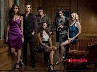 Vampire Diaries  Hakkında