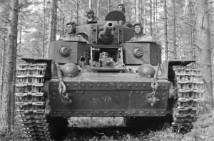 Tarinan suomalaisista ja sodasta